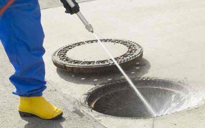 Quando você deve considerar o hidrojateamento?